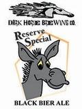Dark Horse Reserve Special Black Bier Beer