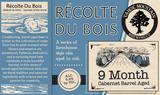 Tahoe Mountain Récolte Du Bois 9 Month Cabernet Barrel beer