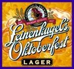 Leinenkugels Oktoberfest beer Label Full Size