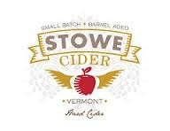Stowe Cider Traditional beer Label Full Size