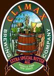Climax ESB Nitro beer