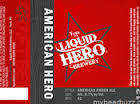 Liquid Hero OG Tripel beer