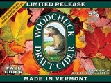 Woodchuck Fall Cider beer