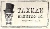 Taxman Deduction beer Label Full Size
