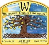 Wandering Aengus Anthem Apple beer