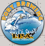 Port Wipeout IPA beer