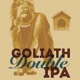 Bridge Brew Works Goliath Double IPA beer