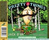Pretty Things Jack D'Or beer