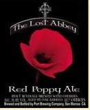 Lost Abbey Red Poppy Ale 2013 beer