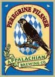 Appalachian Peregrine Pilsner beer