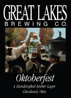 Great Lakes Oktoberfest beer Label Full Size