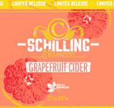 Schilling Grapefruit Cider Beer