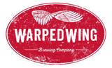 Warped Wing Mr Mean Imperial IPA beer