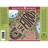 Deschutes Foray Belgian IPA Bond Street Series Beer
