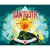 Left Hand Sawtooth Ale Nitro (ESB) beer