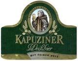 Kulmbacher Kapuziner Weissbier beer Label Full Size
