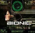 Brewfist Bionic IPA beer