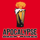 Apocalypse Brew APA Hop Project: Nugget beer Label Full Size