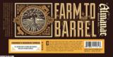 Almanac Farmer's Reserve Citrus beer