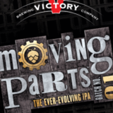 Victory Moving Parts IPA beer