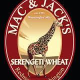 Mac and Jacks Serengeti Wheat beer