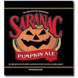 Saranac Pumpkin Ale beer