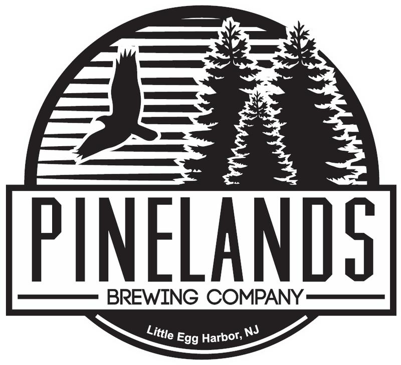 Pinelands Honey Saison beer Label Full Size