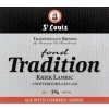 St. Louis Fond Tradition Kriek Beer