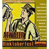 Atwater Blocktoberfest beer