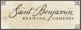 Saint Benjamin Hopligation IPA Beer