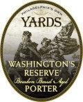 Yards Washington's Reserve beer