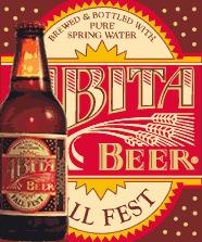Abita Fall Fest Beer