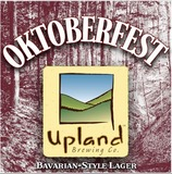 Upland Oktoberfest beer