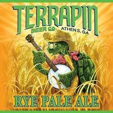 Terrapin Rye Pale Ale beer Label Full Size