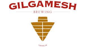Gilgamesh Mega Monster beer Label Full Size