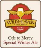 Wild Heaven Ode To Mercy Special Winter beer