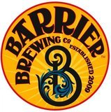 Barrier Baron War Rifler beer Label Full Size