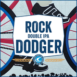Confluence Rock Dodger Double IPA beer