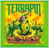 Terrapin SunRay Wheat Beer