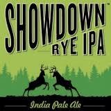 Great Divide Showdown Rye IPA Beer