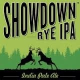 Great Divide Showdown Rye IPA Beer