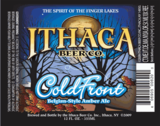 Ithaca Cold Front Beer