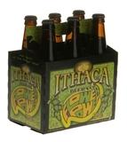 Ithaca Unfiltered Flower Power beer
