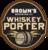 Mini browns whiskey porter 2