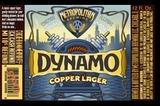 Metropolitan Dynamo Copper Lager Beer