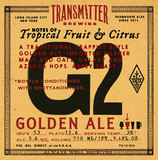 Transmitter G2 Belgian Golden Ale Beer
