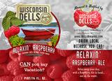 Wisconsin Dells Relaxin' Raspberry beer