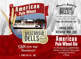 Wisconsin Dells American Pale Wheat beer