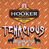 Thomas Hooker Tenacious IPA beer
