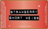 Smuttynose Strawberry Short-Weiss beer